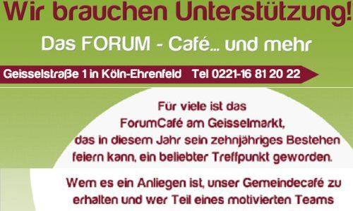 Forum – Café
