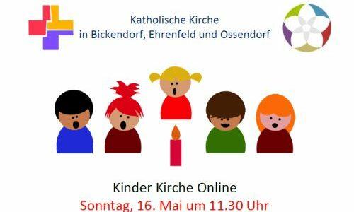Kinder Kirche Online