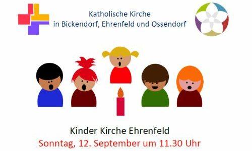 Kinder Kirche Ehrenfeld