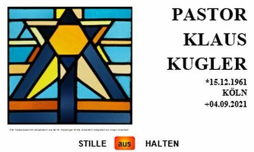 Offene Kirchen – Stilles Gedenken